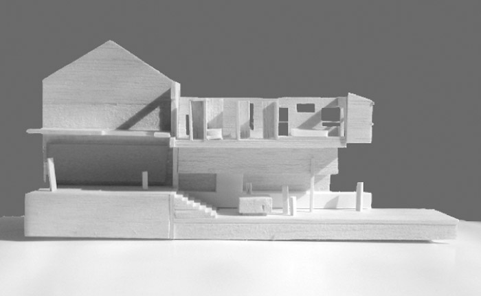 Kieran McInerney Architect :: Paddington Terrace 1 -8